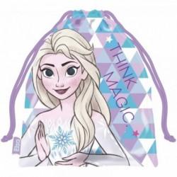 Saco Merienda Frozen ll Disney 26,5x21,5cm.