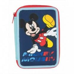 Plumier Doble Mickey Disney