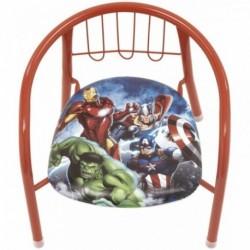 Silla Metalica Avengers Marvel