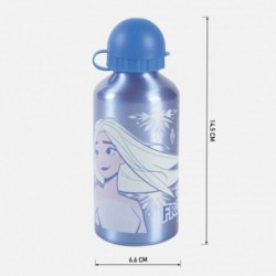 Botella Aluminio Frozen ll Disney 500ml