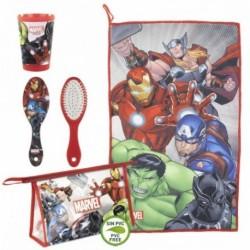 Neceser Set Aseo Viaje Avengers Marvel