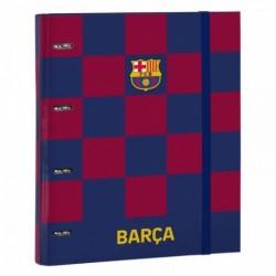 Safta Carpeta FC Barcelona Primera Equipacion 19/20 A4 4 Anillas