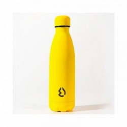 Botella Amarillo Fluor Water Revolution 500ml