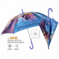 Paraguas Frozen ll Disney Automatico 48/8