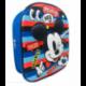 Mochila 3D Mickey Disney 31x25cm.