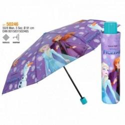 Paraguas Plegable Frozen ll Disney Manual 50/8