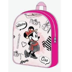 Mochila Minnie Disney 31x25cm.