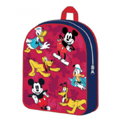 Mochila Mickey Disney 31x25cm.