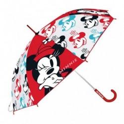 Paraguas Eva Transparente Minnie Disney Disney Manual 46cm.
