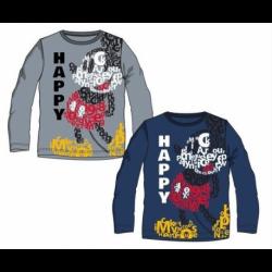 Camiseta Mickey Disney 4 Und T. 3-4-6-8