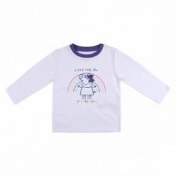 Camiseta Baby Peppa Pig 8 Und.T. 6 a 24 Meses
