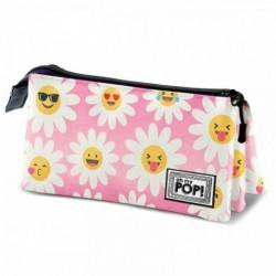 Portatodo Oh My Pop Happy Flower Triple 23,5x5x11cm