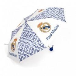 Paraguas Plegable Real Madrid Manual 52cm.