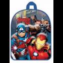 Mochila 3D Avengers Marvel 31x25cm.