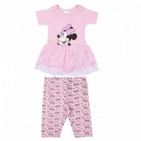 Conjunto Baby Tutu Minnie Disney 8Und.T. 6 a 24 Meses