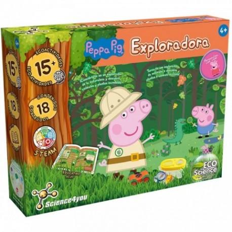 Exploradora, Juego  Serie Peppa Pig