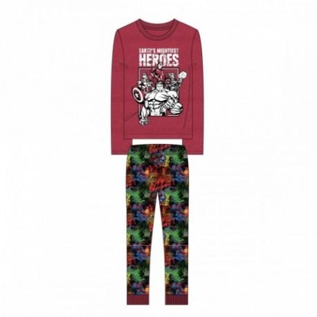 Pijama Avengers Marvel 4Und.T. 8 a 14