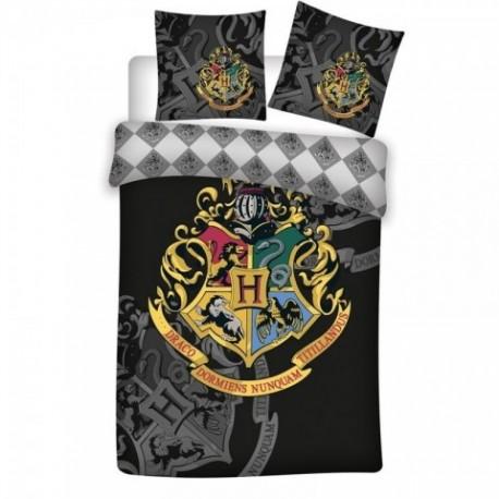 Funda Nordica Microfibra Harry Potter 140x200cm. funda Cojin: 63x63cm.