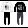 Pijama Algodon Batman 6Und.T. 4-5-6-7-8-9
