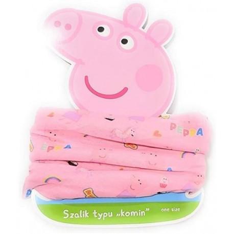 Braga De Cuello Coralina Peppa Pig