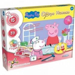 El Cuerpo Humano Con Peppa Pig