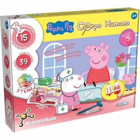 Descubre El Cuerpo Humano, Serie Peppa Pig,