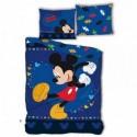 Funda Nordica Microfibra Mickey Disney 140x200cm. funda Cojin: 63x63cm.