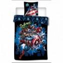 Funda Nordica Microfibra Avengers Marvel 140x200cm. funda Cojin: 63x63cm.
