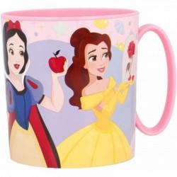 Taza Microondas Princesas Disney 350ml