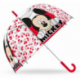 Paragua Automatico Burbuja Mickey Disney 46cm.