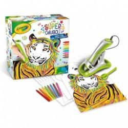 Super Ceraboli Crayola Tiger