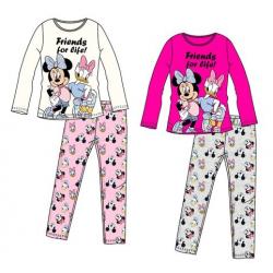 Pijama Algodon Minnie Disney 4Und. T. 3-4-6-8