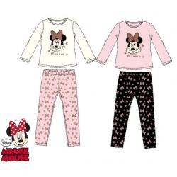 Pijama Coralina Minnie Disney 4Und. T. 3-4-6-8