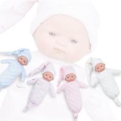 Muneca Bebe Suenecitos Baby En Bolsa Marina & Pau