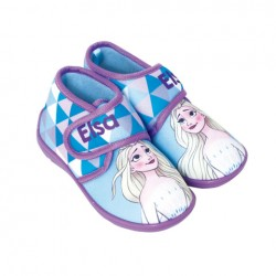 Zapatillas Media Bota Frozen Disney 6Und. T. 22 al 27