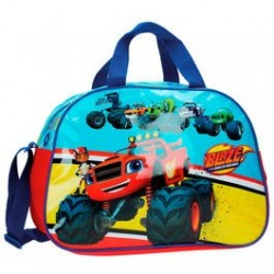 Bolsa Deportes Blaze and the Monster Machines 40x28x22cm.