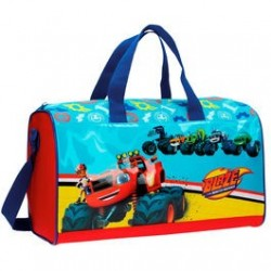 Bolsa Viaje Blaze and the Monster Machines 42x24x21cm.