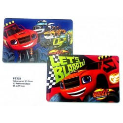 Salvamantel 3D Blaze and the Monster Machines 41.5x27.5cm