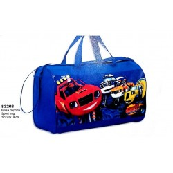 Bolsa Deporte Blaze and The Monster Machine 37x22x19cm.