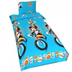 Funda Nordica Mickey Disney 140x200cm