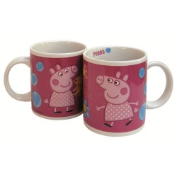 Taza Ceramica Peppa Pig C/Regalo