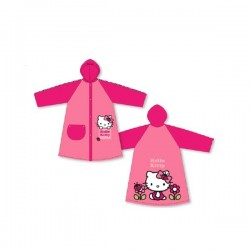 Impermeable 3 Und. Hello Kitty T.2-4-6
