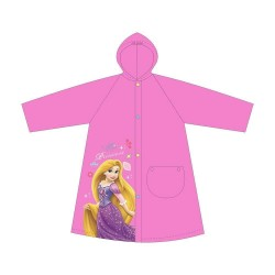 Impermeable 3 Und. Princesas Disney T.2-4-6