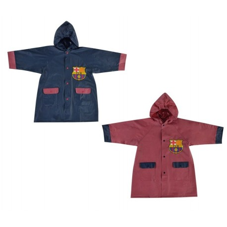 Impermeable F.C.Barcelona 3 Und.T.4-6-8